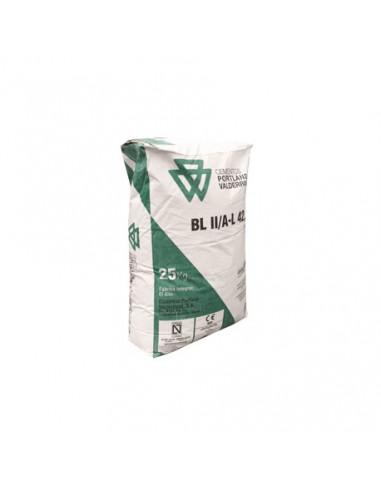 Cemento Blanco BL II/A-L 42