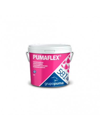 Pumaflex Caucho Acrílico 4Litros