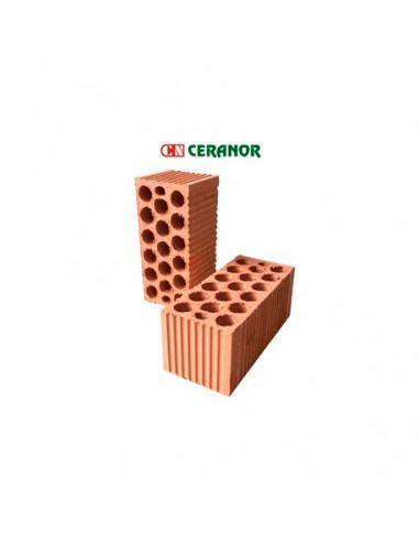 Ladrillo Perforado de 10 (24x11,5x10)