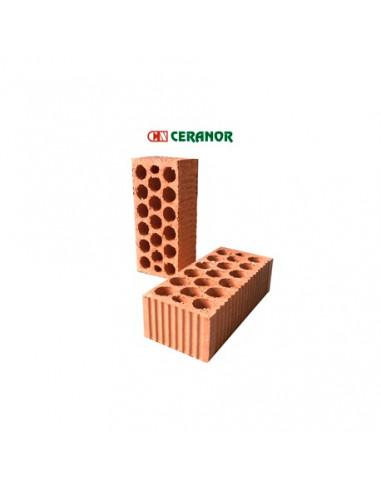 Ladrillo Perforado de 7 (24x11,5x7)
