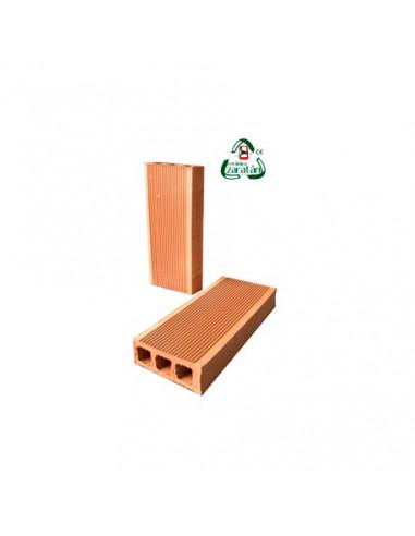 Ladrillo Hueco Sencillo (24x11,5x4)