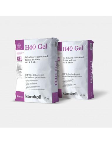 H40 GEL GRIS