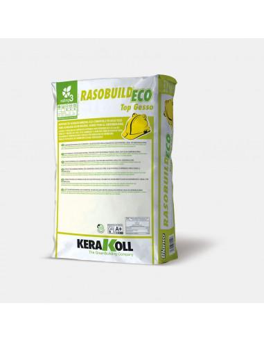RASOBUILD® ECO TOP GESSO - BLANCO